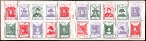 Carnet Napoléon - 1B