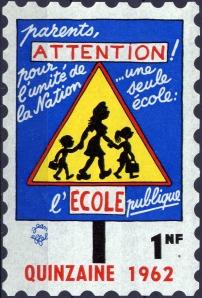 Ecole Pub - Vig GF 1962