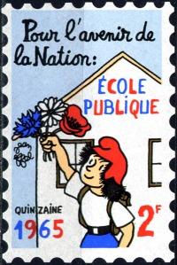 Ecole Pub - Vig GF 1965