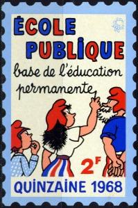 Ecole Pub - Vig GF 1968