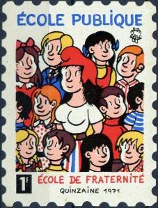 Ecole Pub - Vig GF 1971