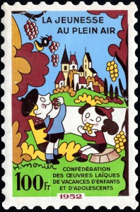 JPA - Gde vignette 1952