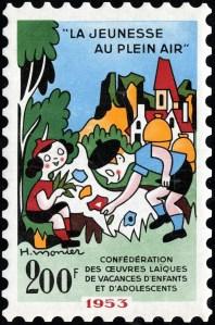 JPA - Gde vignette 1953