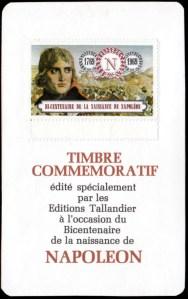 Vignette comm. - Bicentenaire naissance