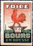 22-01 - Bourg - Foire - 1930