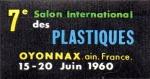 22-01 - Oyonnax - 1960