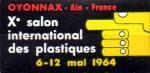 22-01 - Oyonnax - 1964