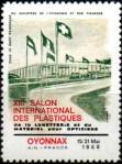 22-01 - Oyonnax - 1968 - Salon Plastiques