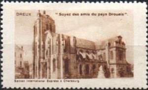 07-28 - Dreux - Eglise