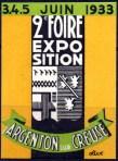 07-36 - Argenton sur Creuse - 1933 - 1