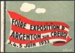07-36 - Argenton sur Creuse - 1933 - 3