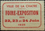 07-36 - La Chatre - Foire 1935
