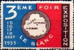 07-36 - Le Blanc - Foire 1935