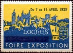 07-37 - Loches - Foire 1928