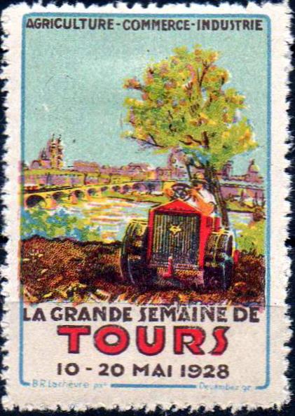07-37 - Tours - 1928 - Gde Semaine