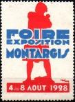 07-45 - Montargis - 1928 Foire