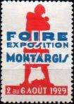 07-45 - Montargis - 1929 - Foire