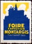 07-45 - Montargis - 1931 - Foire