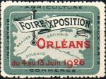 07-45 - Orléans - Foire 1926