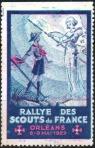 07-45 - Orléans - Scouts 1929