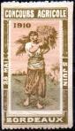 02-33 - Bordeaux - Agricole 1910