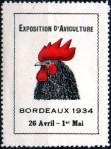 02-33 - Bordeaux - Aviculture 1934