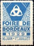 02-33 - Bordeaux Foire 1929