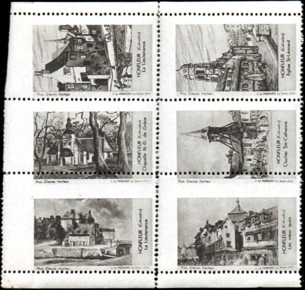 04-14 - Honfleur - Vues diverses