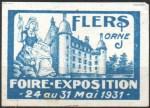 04-61 - Flers - Foire 1931
