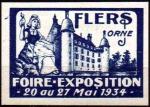 04-61 - Flers - Foire 1934