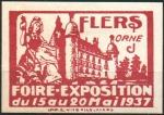 04-61 - Flers - Foire 1937