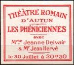 05-71 - Autun - 1932 Phéniciennes