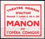 05-71 - Autun - 1934 Manon