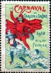 05-71 - Chalon s Saone - Carnaval 1912
