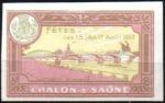 05-71 - Chalon s Saone - Fêtes 1913