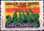 05-71 - Chalon s Saone - Foire 1931