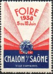 05-71 - Chalon s Saone - Foire 1938