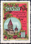 05-71 - Cluny - 1925 Concours musique