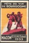 05-71 - Macon - 1933 Fête vin