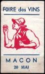 05-71 - Macon - Foire vins
