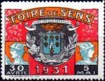 05-89 - Sens - 1931 - Foire