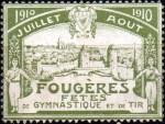 06-35 - Fougères - Fêtes 1910