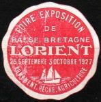 06-56 - Lorient - 1927