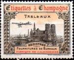 08-51 - Reims 1909 - Insc. modif.
