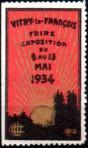 08-51 - Vitry le Francois - Expo 1934