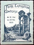 10-25 - Besancon - 1925 - Foire