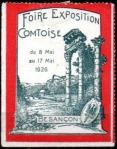 10-25 - Besancon - 1926 - Foire