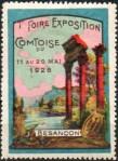 10-25 - Besancon - 1928 - Foire