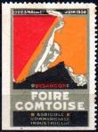10-25 - Besancon - 1930 - Foire