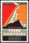 10-25 - Besancon - 1933 - Foire